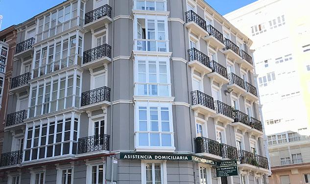 Rehabilitación de fachadas en Santander y Cantabria